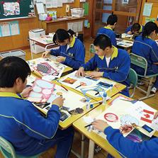 学年・校種別の取り組みの紹介:中学生